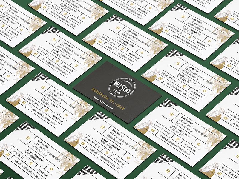 metsens-restaurant-carte-de-visite-nourriture-papier
